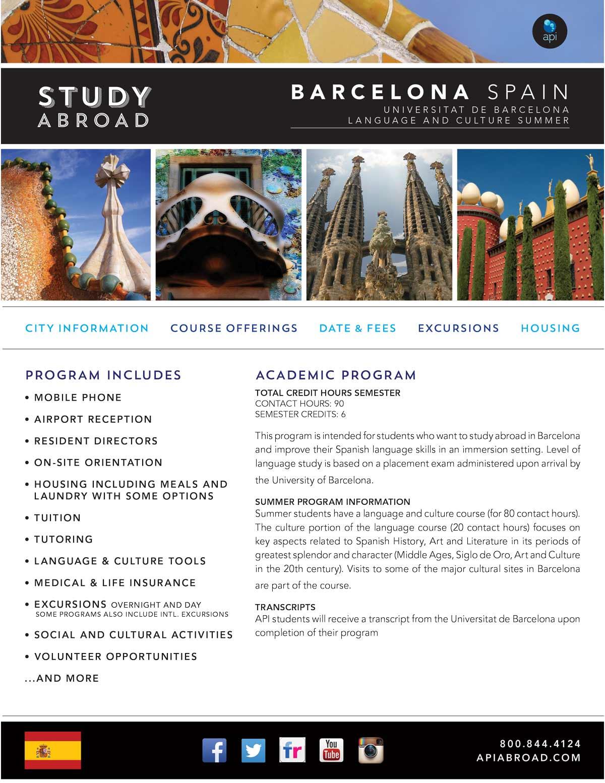 Georgia, United States Study Abroad - International ...