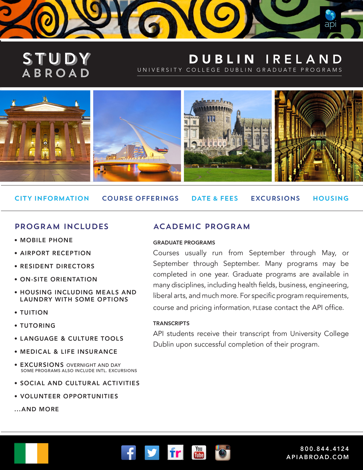 creative writing graduate programs ireland Creative writing courses in ireland can inspire authors to no end, especially at the creative writer's workshop.