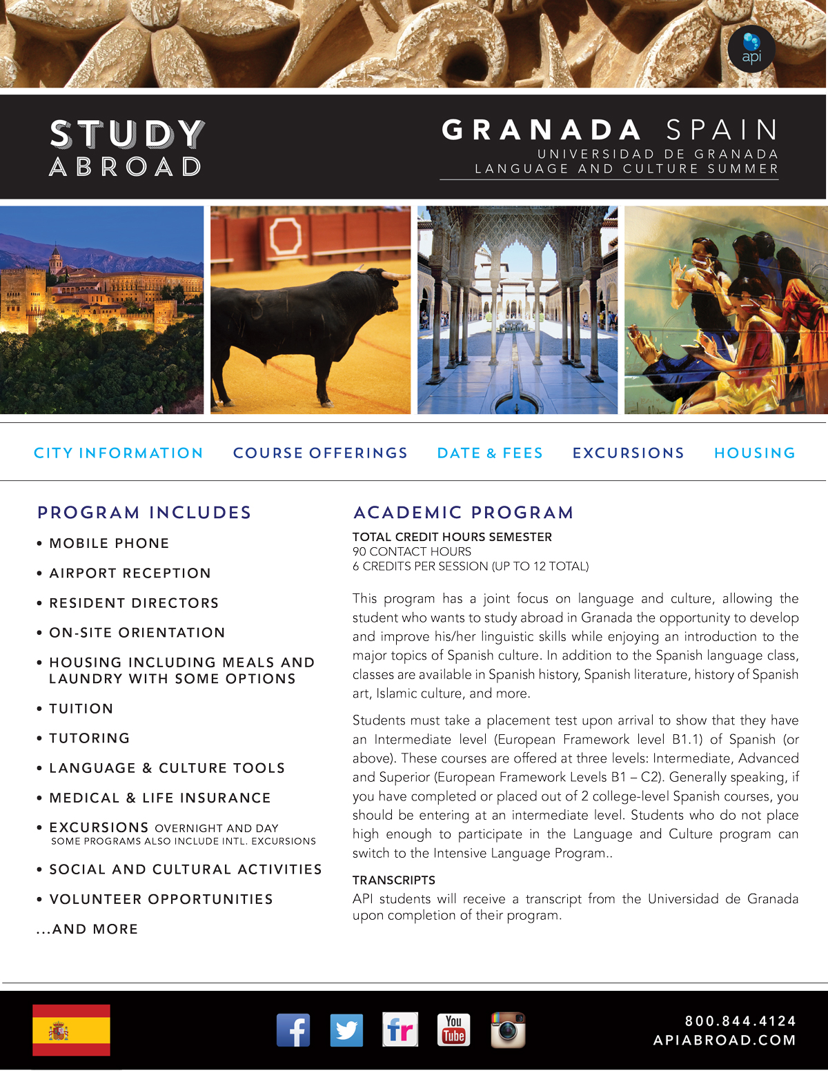Complete a UofT credit overseas in 3-6 weeks!