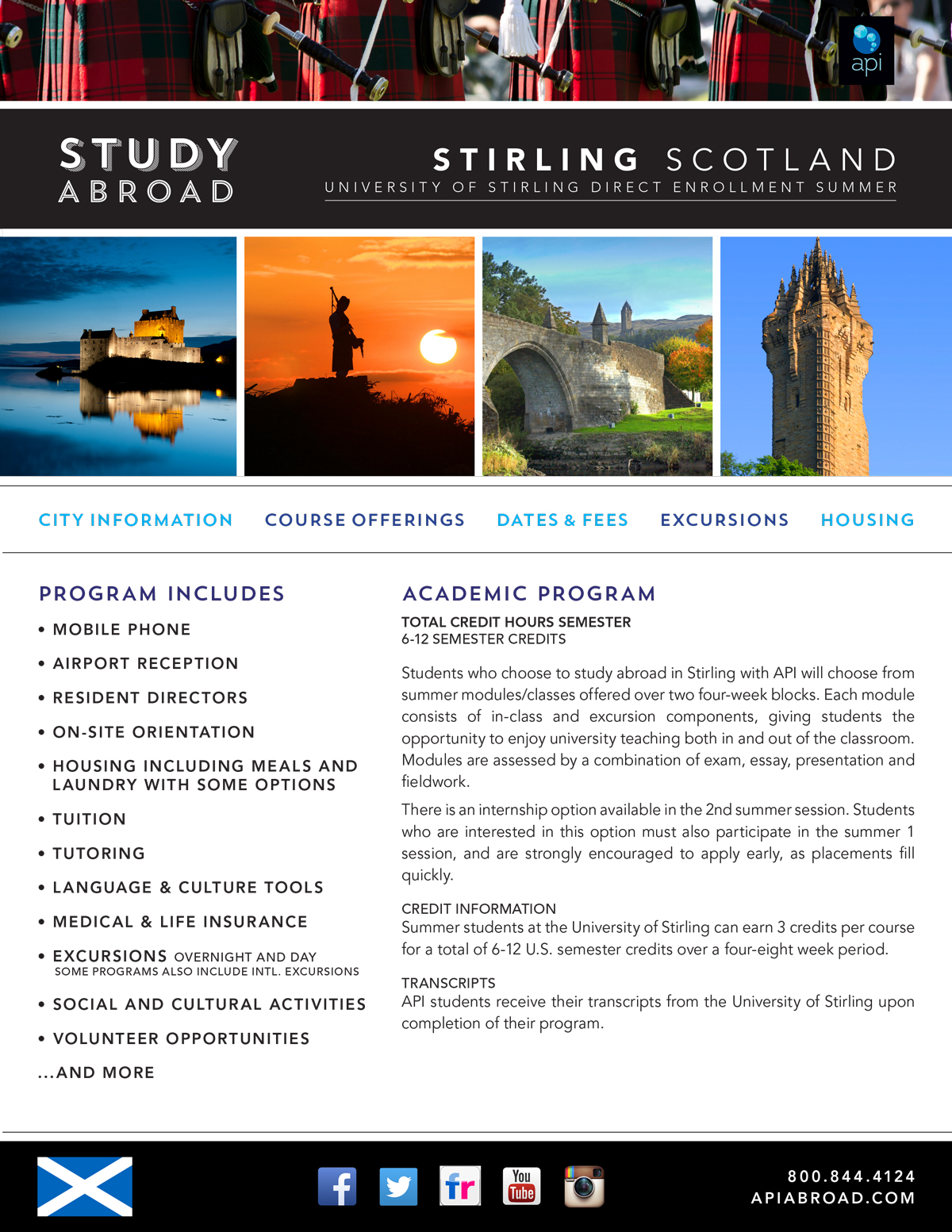 Study Abroad | Undergraduate Program | Department of ...